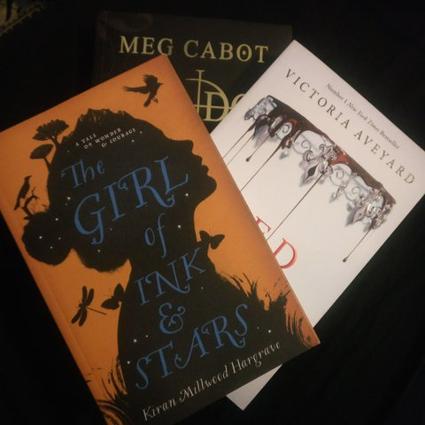 The Girl Of Ink And Stars By Kiran Millwood Hargrave By Meg Depop