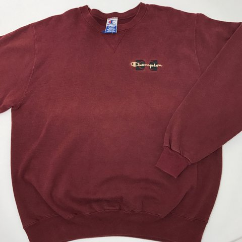 Vintage Champion Sweater 86b544SYAH
