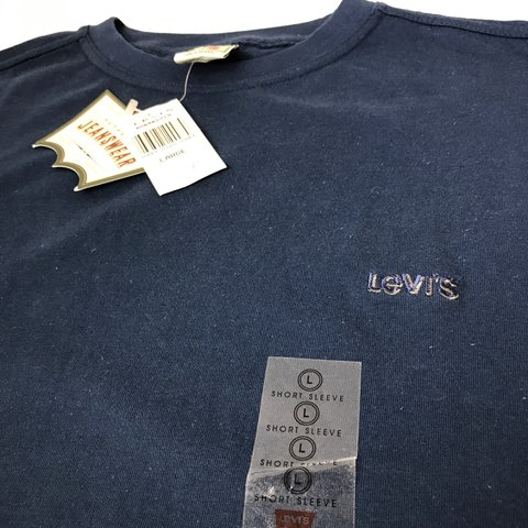 e128923ecbca @pvdvtg. 2 years ago. Pawtucket, United States. NWT Vintage Levi's  embroidered t-shirt ...