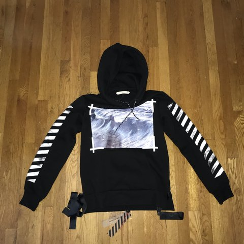 reputable site 7802b e3b5d  ddetorrice. 7 months ago. Bloomington, United States. Off-White Waves  Hoodie