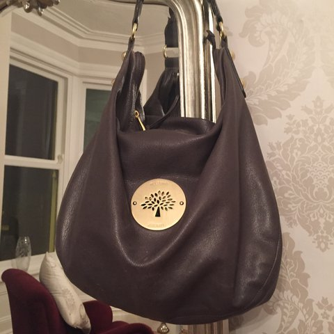 86702e61db @charlotte_oliver. 2 years ago. Pinfold, United Kingdom. Mulberry Daria  Hobo bag in beautiful grey leather.
