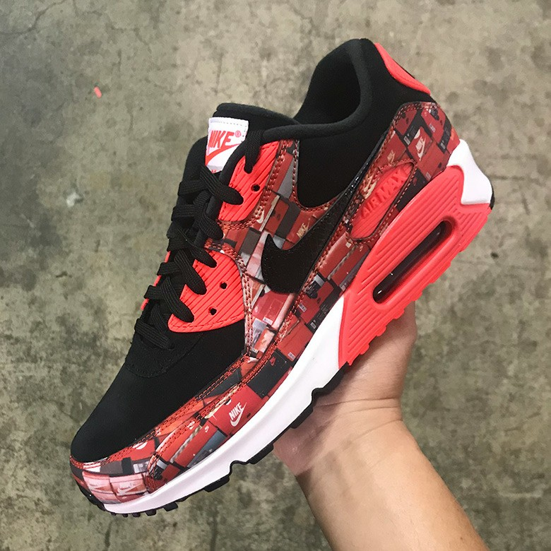 NIKE x ATMOS AIR MAX 90 WE LOVE NIKE Liked the Depop