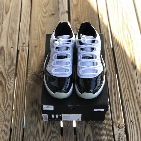 a5a5032ef60 ⚠️On Hold  keenthatruth⚠ 🚀Concord Low 🎱Air Jordan 11 Retro - Depop