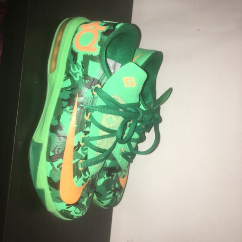 reputable site 944a1 2c1d9 Nike KD VI Kevin Durant- 0