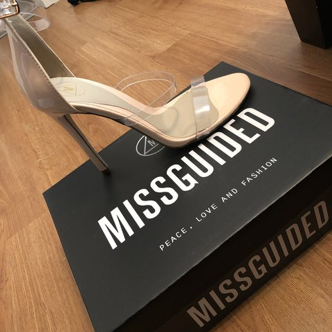 f5fcdd34d9 @leilabrown_. 8 months ago. Northampton, United Kingdom. Nude Missguided  heels!! Size 5 never worn, perfect condition👠 open for ...