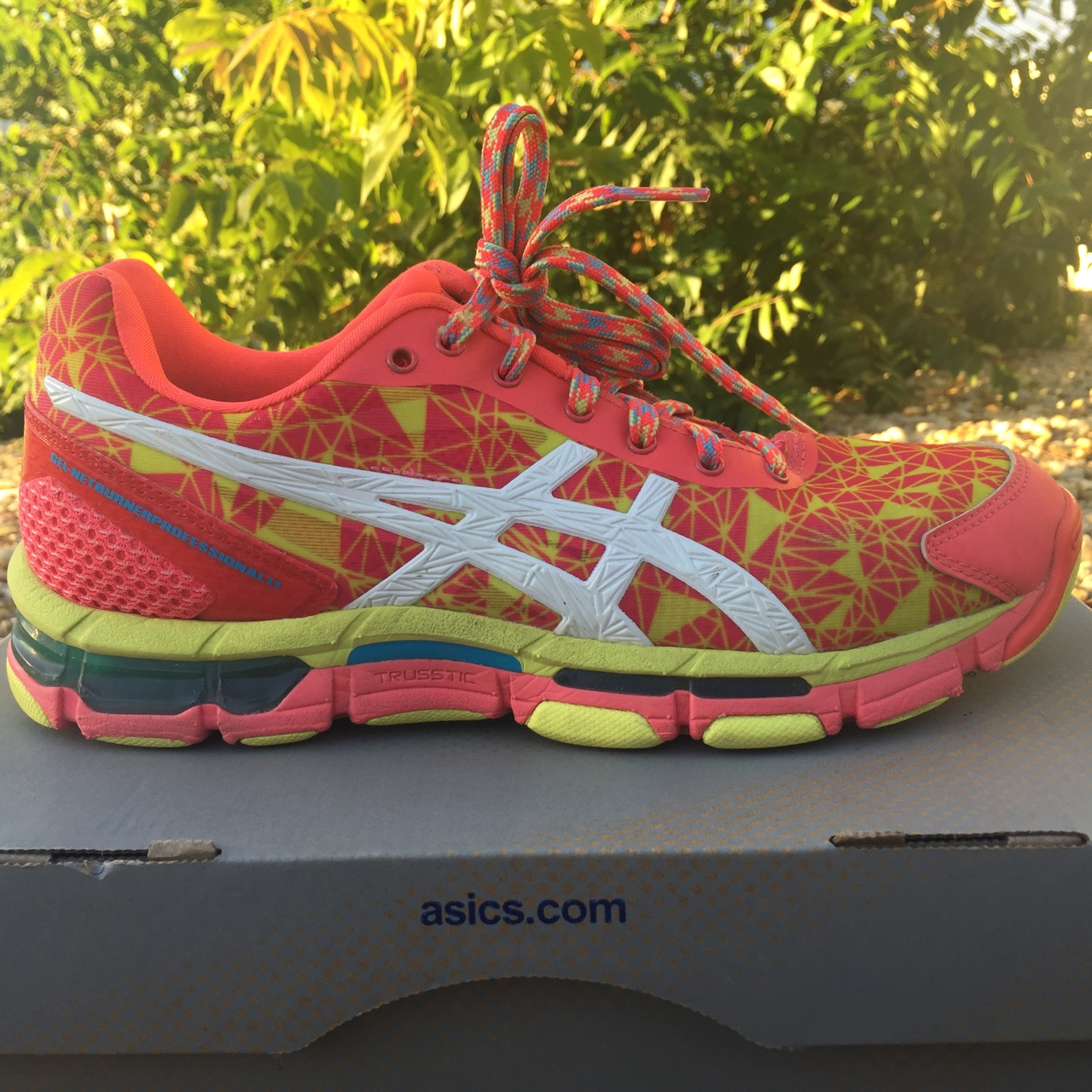 Women's Asics Gel Netburner Professional 11 Shoes Depop