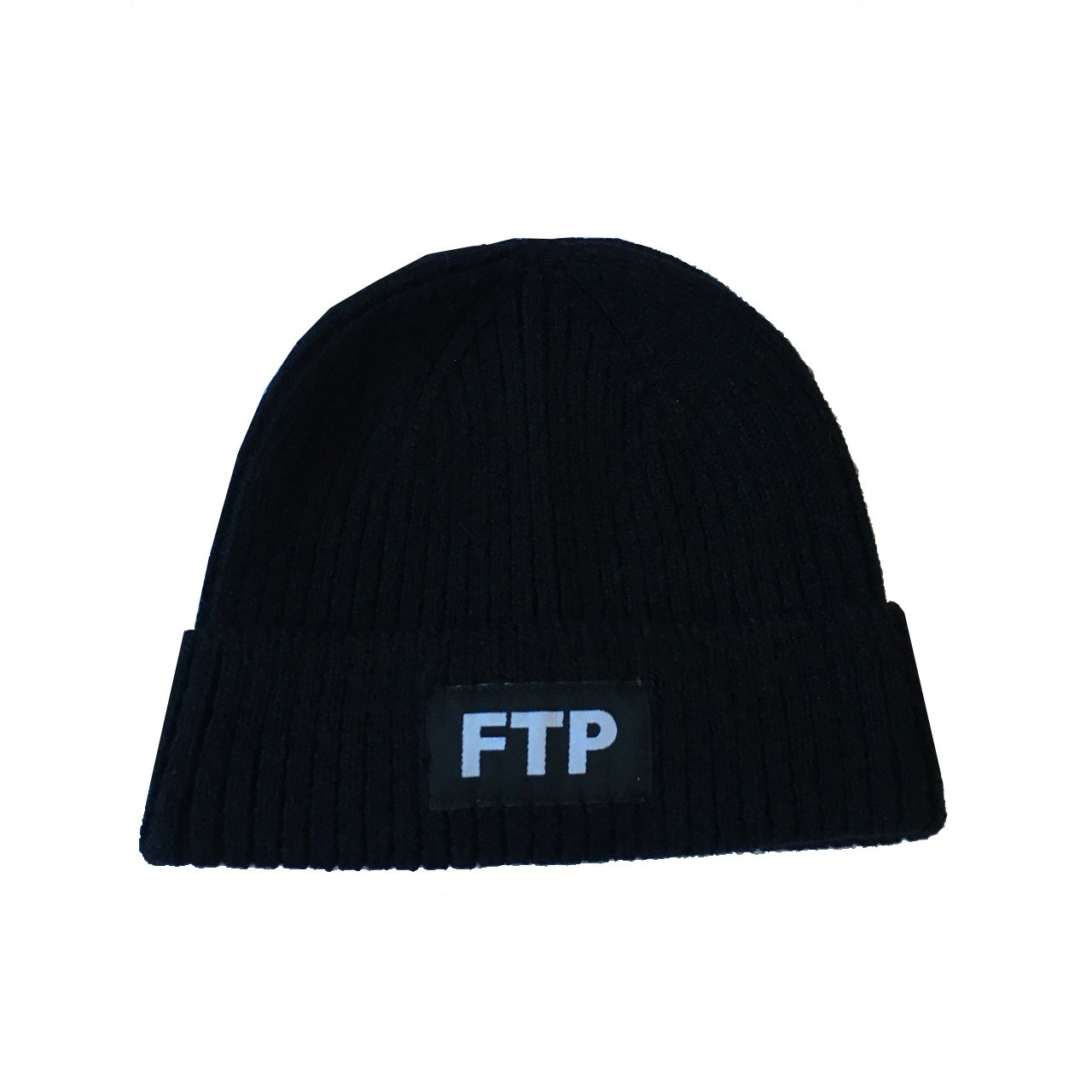 c88bedd5fe4 FTP FUCK THE POPULATION beanie Colour black Size any If - Depop