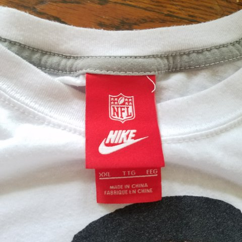 0857245a4 Nike Jerry Rice caricature tee. San Francisco 49ers. The is - Depop