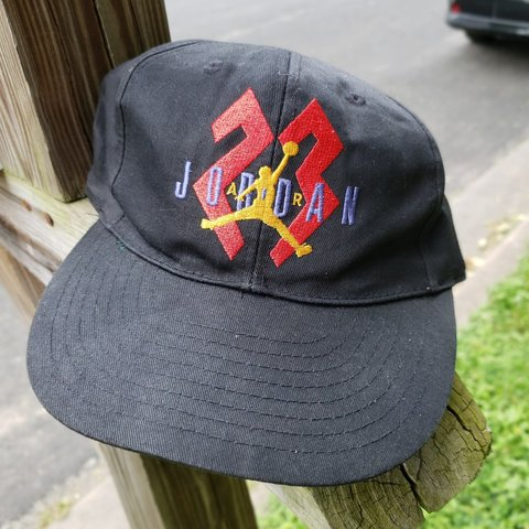 1059c81148ba Vintage Nike Air Jordan Snapback THIS IS A YOUTH Snapback a - Depop
