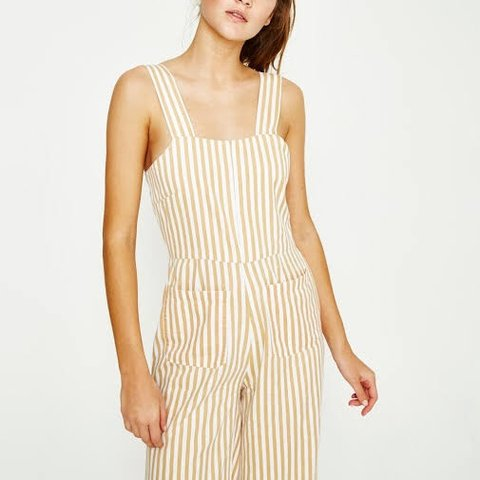 1d3df8a733b Rollas Sailor Stripe Jumpsuit Sold out everywhere online to - Depop