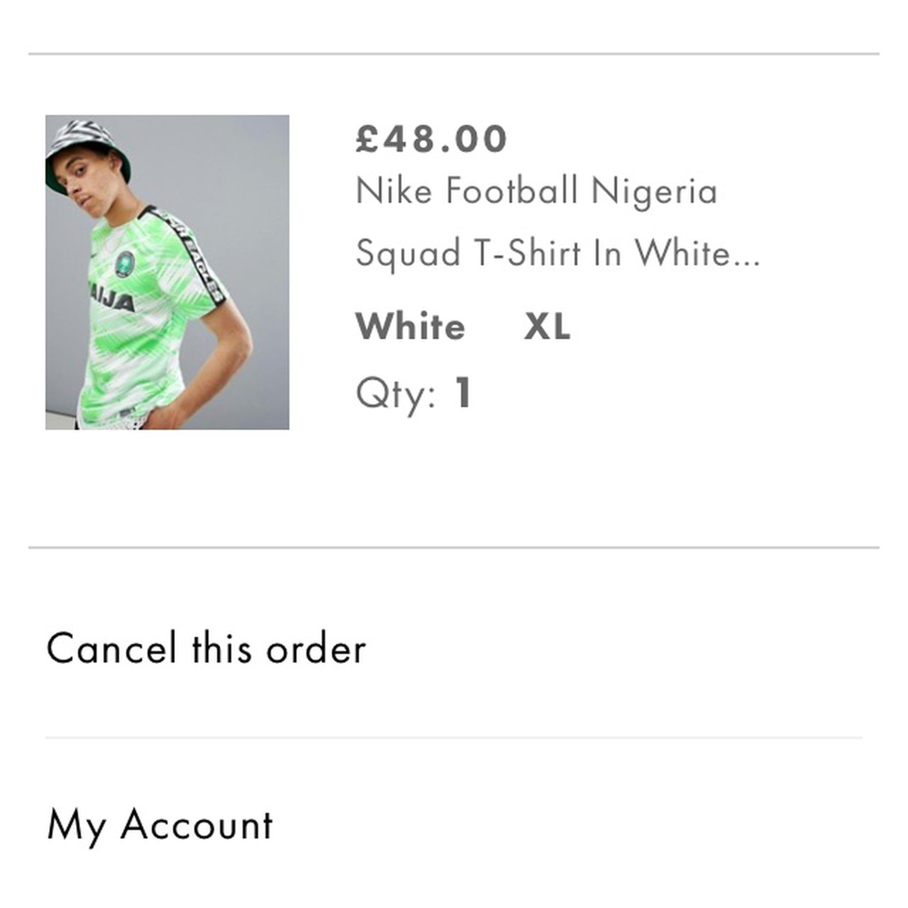 a9931415cc9 Another Nigeria 2018 World Cup kit 100% Real not that fake - - Depop