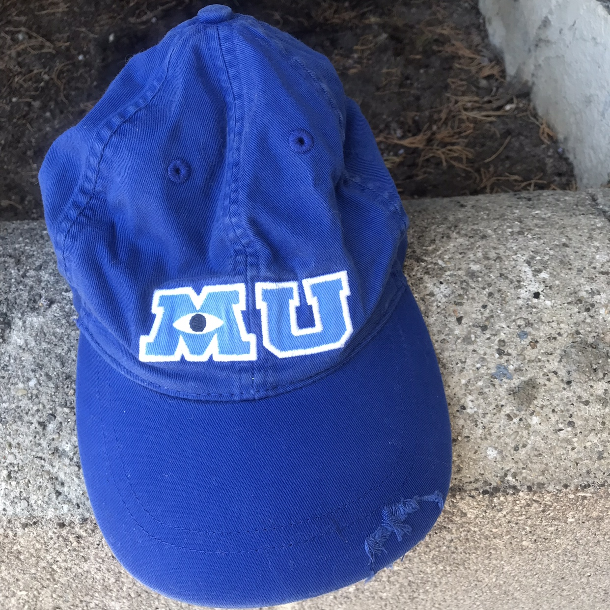 Monsters University Hat Never Used Bought At Depop