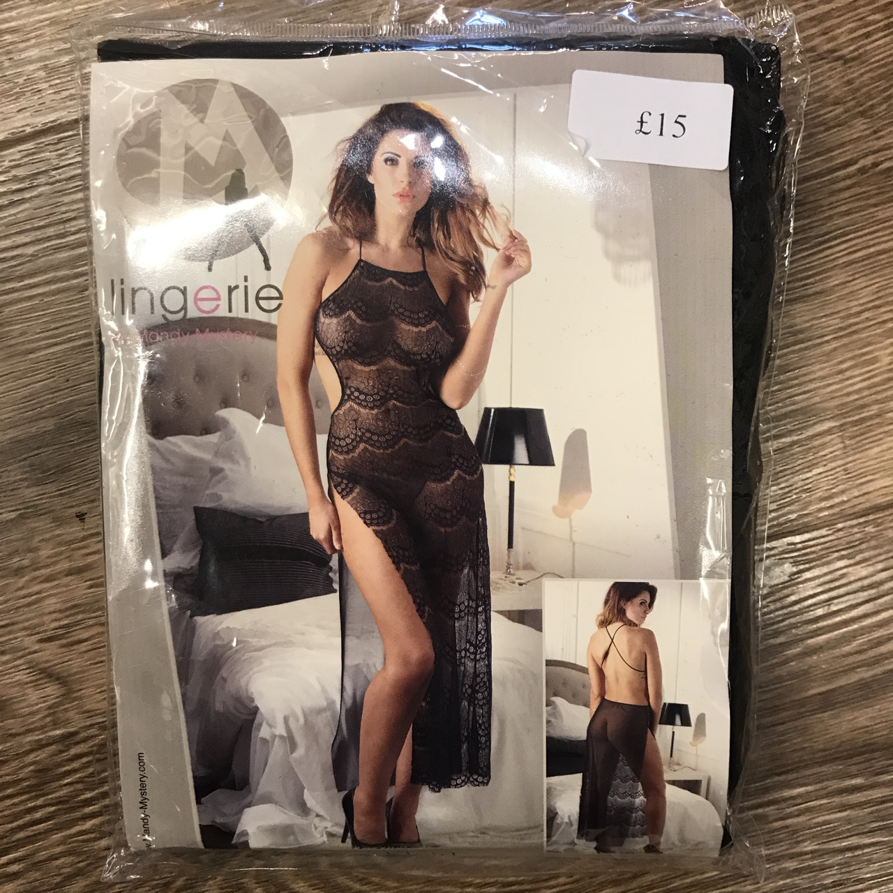 M Mandy By Mystery Kleid Sexy Lingerie M2715139 Depop 6gYf7by