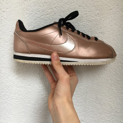the latest a71a2 a7d0c NIKE CORTEZ CLASSIC LEATHER BRONZE- 0