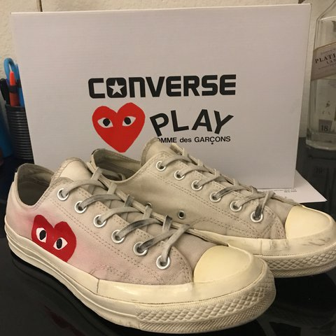 Converse X Comme Des Garcons Play Pretty Dirty Just Need To