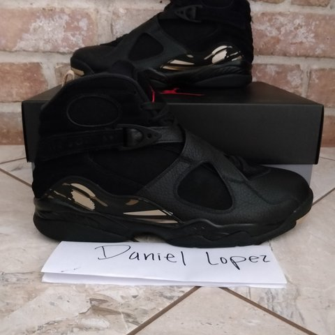 cheap for discount 63afa c7ada  htx 832. last year. Houston, Texas, US. Drake OVO x Air Jordan 8 Retro  Black