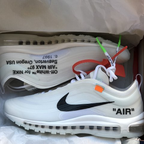off white nike air max 97