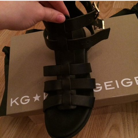 f5dcb13529b4 Kurt Geiger gladiator sandals so comfortable