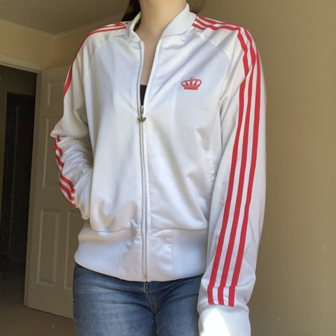 b009dc275d84 Missy Eliot RESPECT ME track jacket by adidas originals. me - Depop