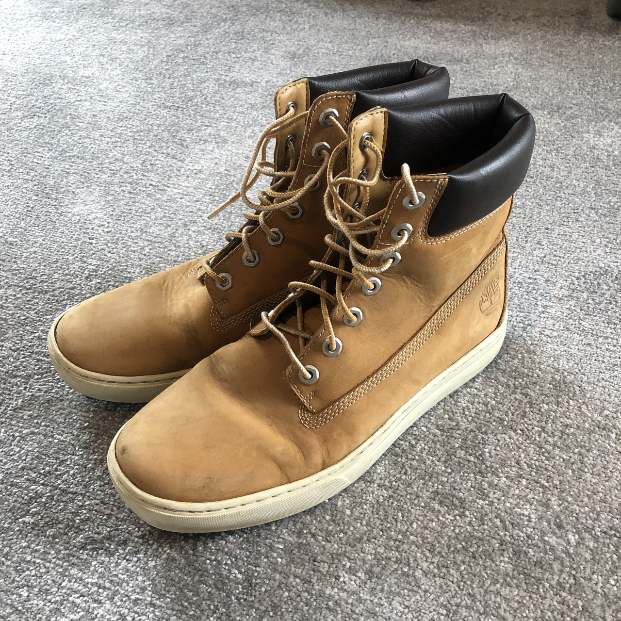Timberland Earthkeepers Newmarket Cupsole Boot
