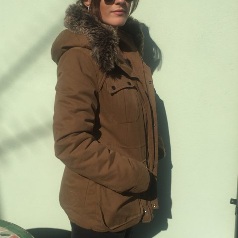 c74b449aa03 @princesschamina. 2 years ago. Bournemouth, UK. G-star raw women winter coat  ...