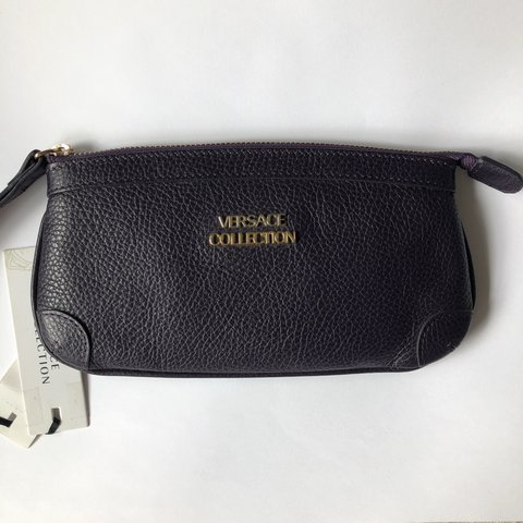 e3e6344792 @jessica_l_j. 8 months ago. United Kingdom. Brand new with tags versace  collection purse/clutch/bag ...