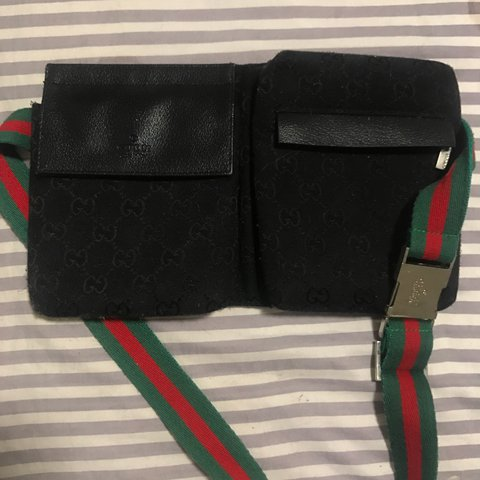 9d9c376a4a54 @spitonmyheart. 2 years ago. Toronto, ON, Canada. Vintage Gucci waist bag/fannypack  authenticity unknown ...