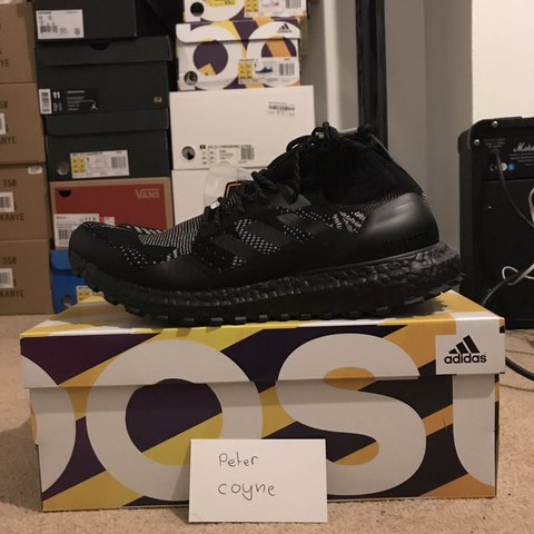 e9ed1852fec9b WTS - kith nonnative ultra boost DSWT US 7.5  UK 7 Will post - Depop