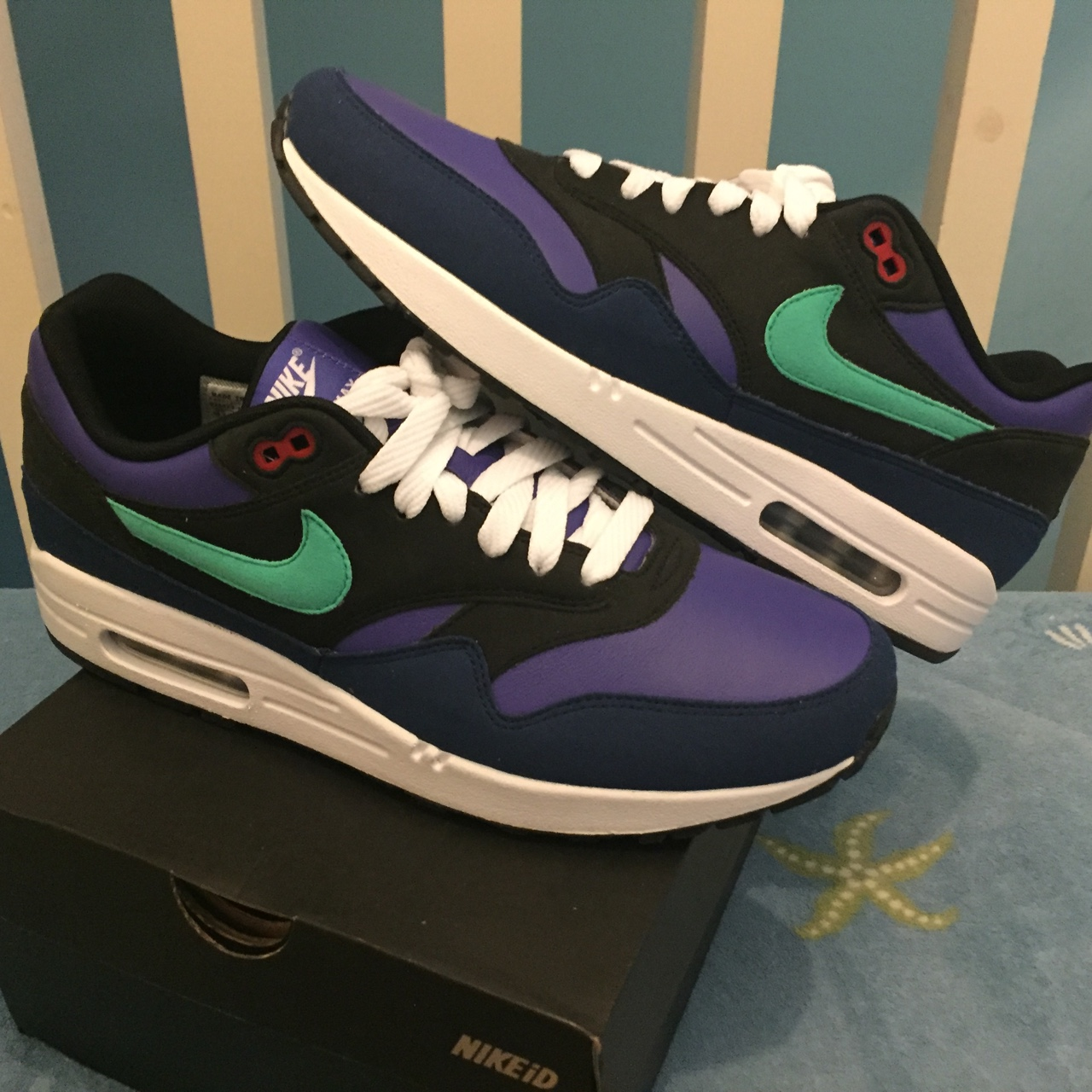 nike air max 1 patta denim cords