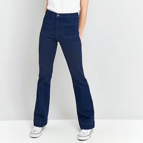 bc578297 @gmac2195. 6 months ago. Loughborough, United Kingdom. Wrangler rinse wash  flare jeans 👖 RRP £80 - SOLD OUT ...