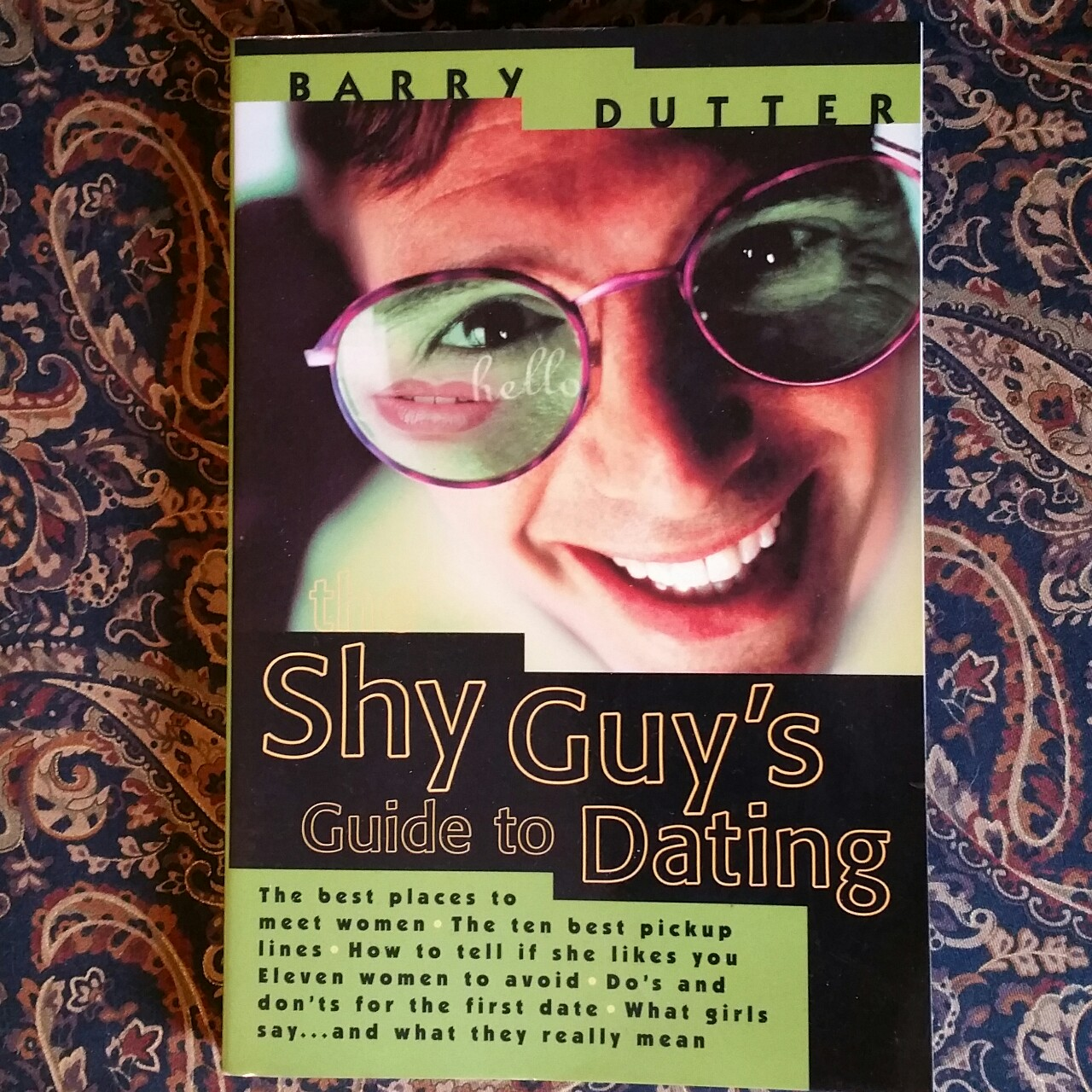 Shy Guy's Guide to Dating by Barry Dutter  The best    - Depop