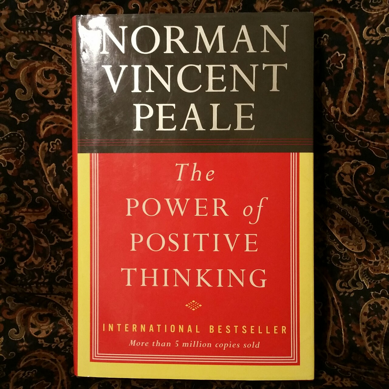 The Power of Positive Thinking by Norman Vincent... - Depop