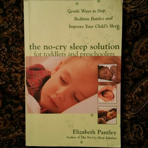 60705308c8df70 @sunshinerehsbooks. 5 months ago. Morton, Minnesota, US. The No-Cry Sleep  Solution for a toddlers and Preschoolers ~ Gentle ways ...