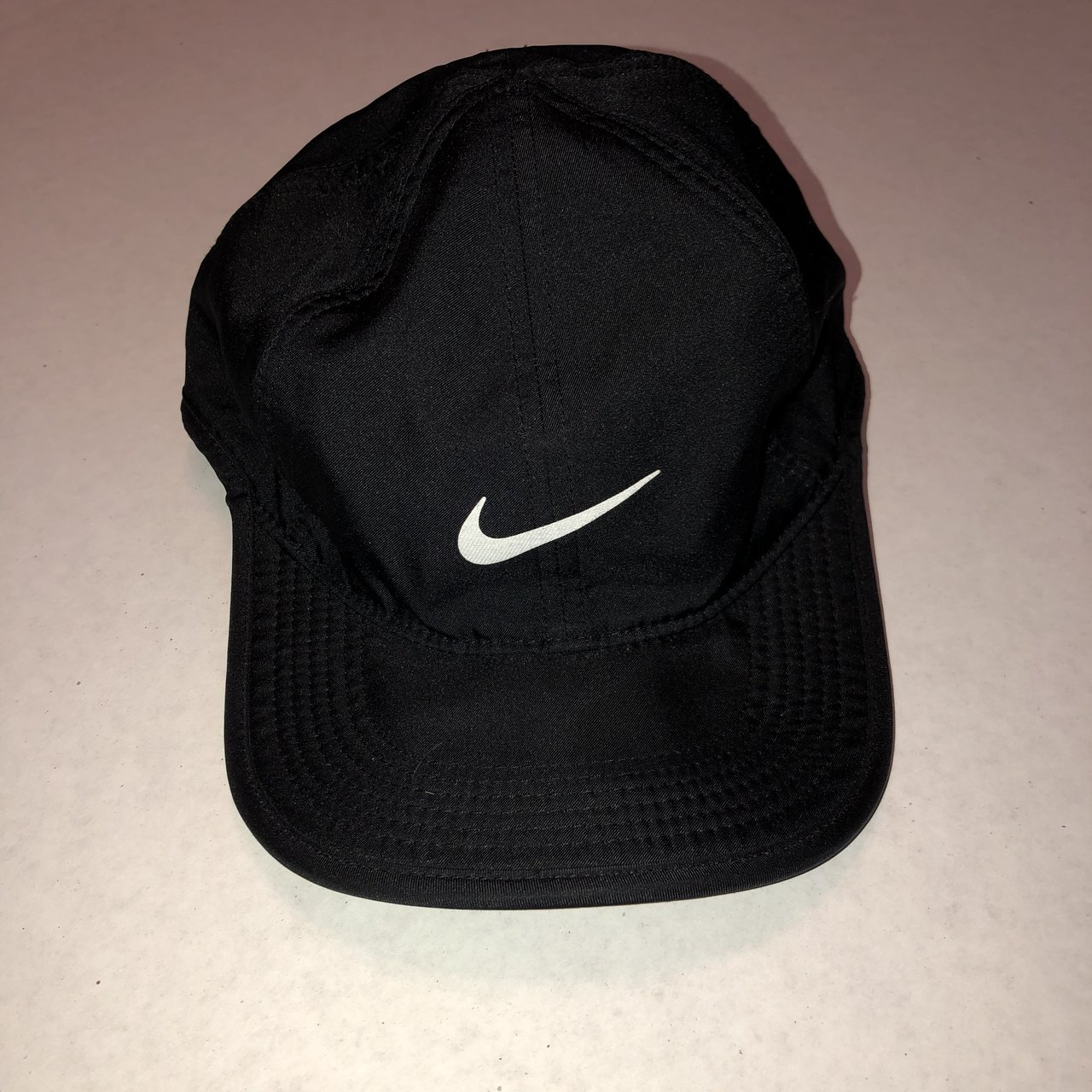 ca351176ce2 Nike featherlight dri-fit hat Condition 10 10 Any.  10.  AeroBill Nike Logo Adjustable  Strap