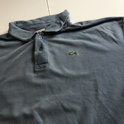 515a9a89fdc2 🇬🇧FREE UK SHIPPING🇬🇧 Vintage Lacoste Polo Size XL