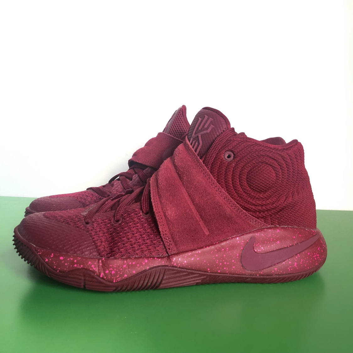 best sneakers 0dfc4 33b33 Nike Kyrie Irving 2 Red Velvet! Great condition!... - Depop
