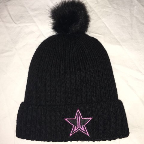 99a28acace63a Jeffree Star Queen Supreme Beanie out of stock on the for is - Depop