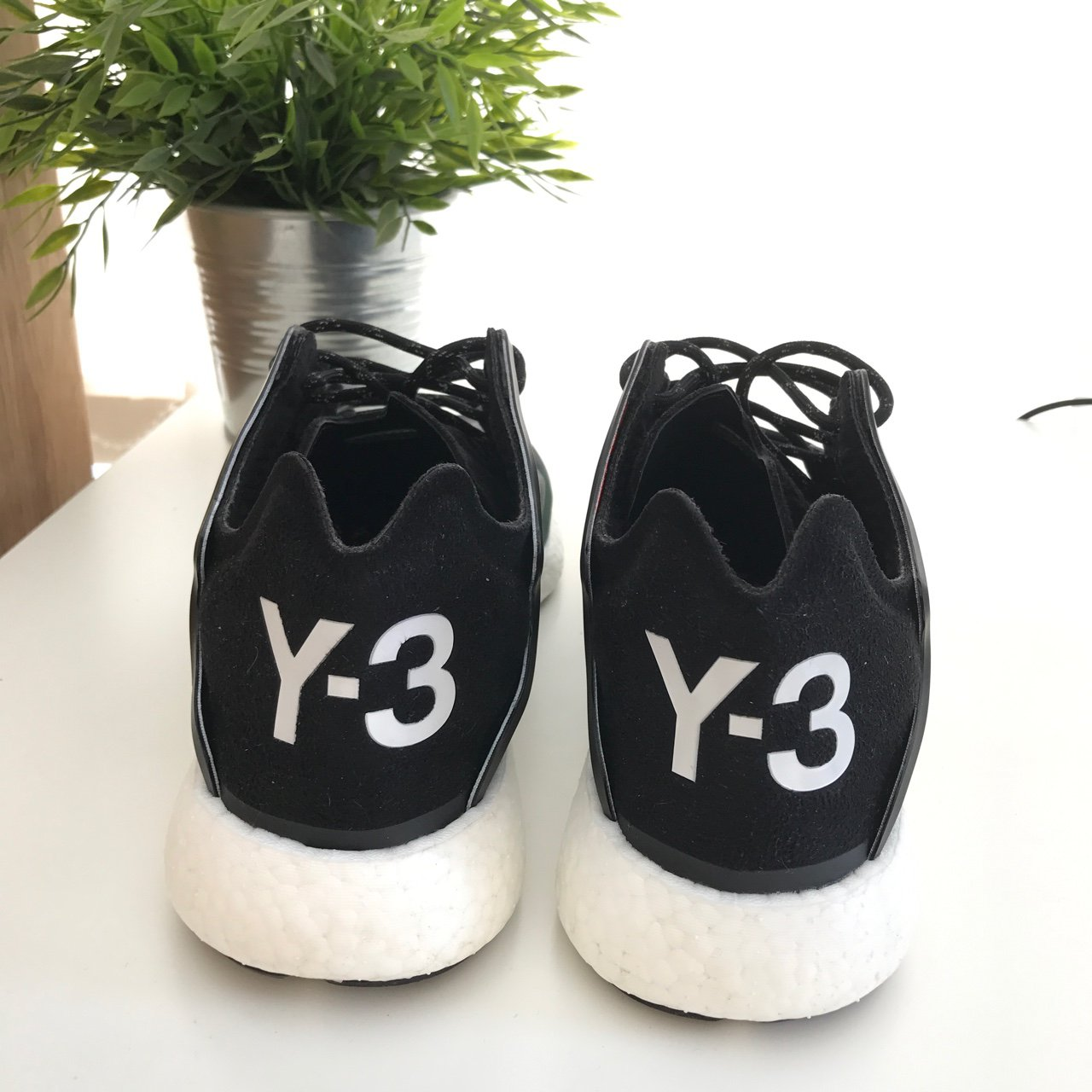 4776c5d08b43 Y3 Adidas Yohji boost  northern lights