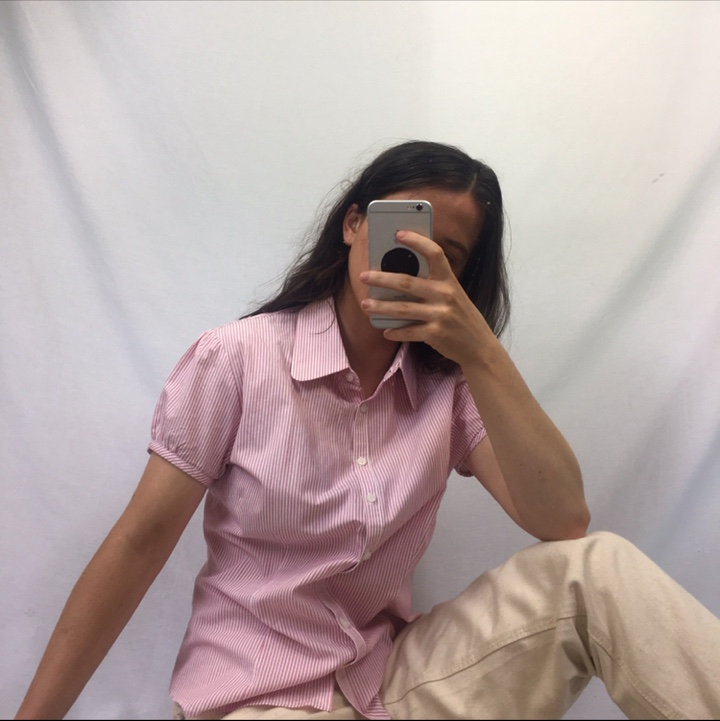 Cute Austin Reed 100 Cotton Women S Shirt Shown On Depop