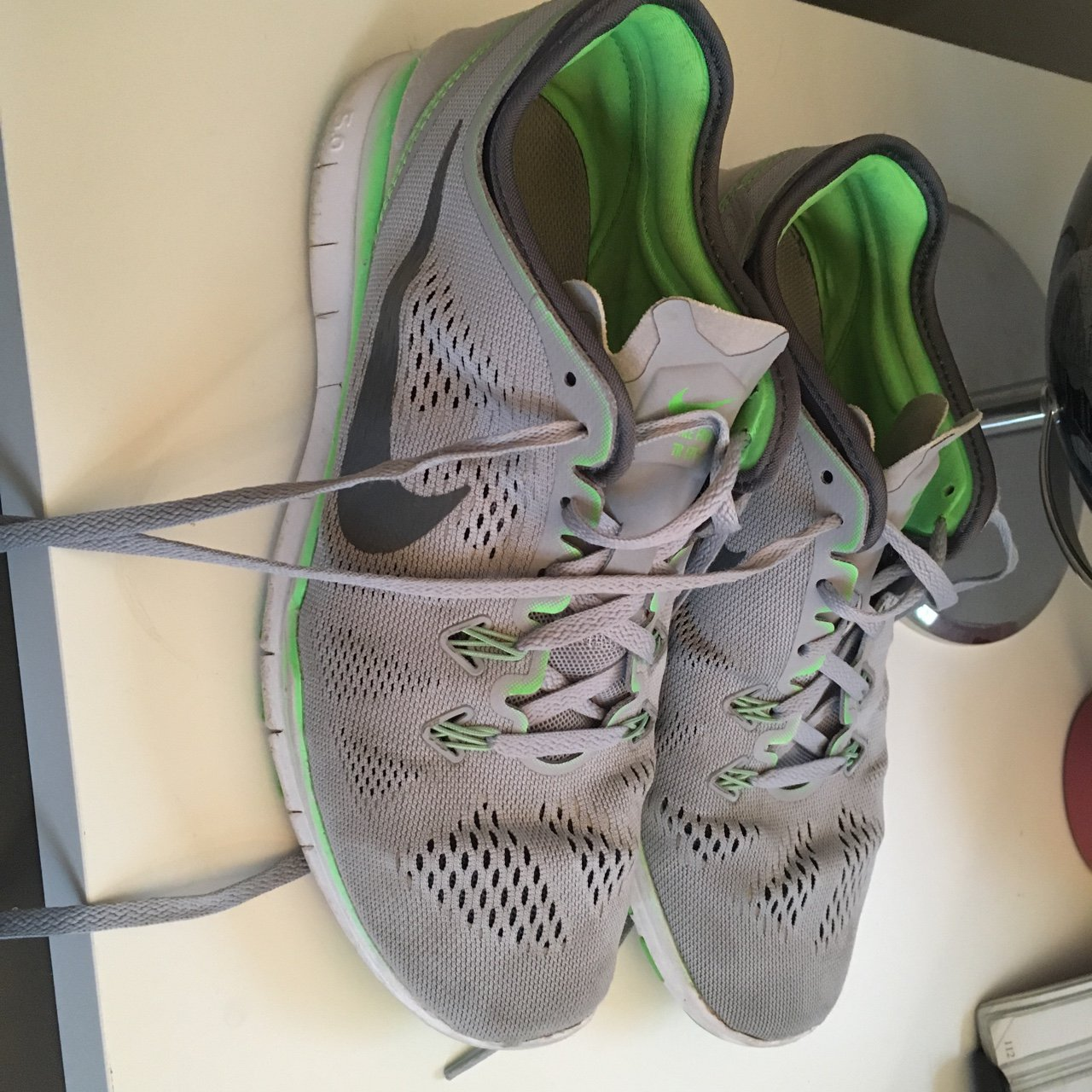 8c8d3b8abfc7f Nike free TR fit 5 7 10 condition