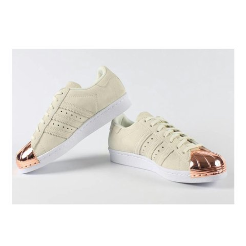 adidas superstar rosa metal