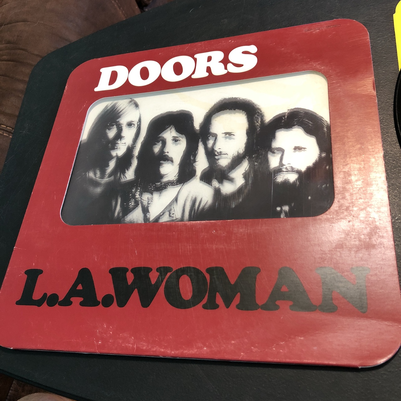 THE DOORS LA WOMAN this is a rare first press    - Depop