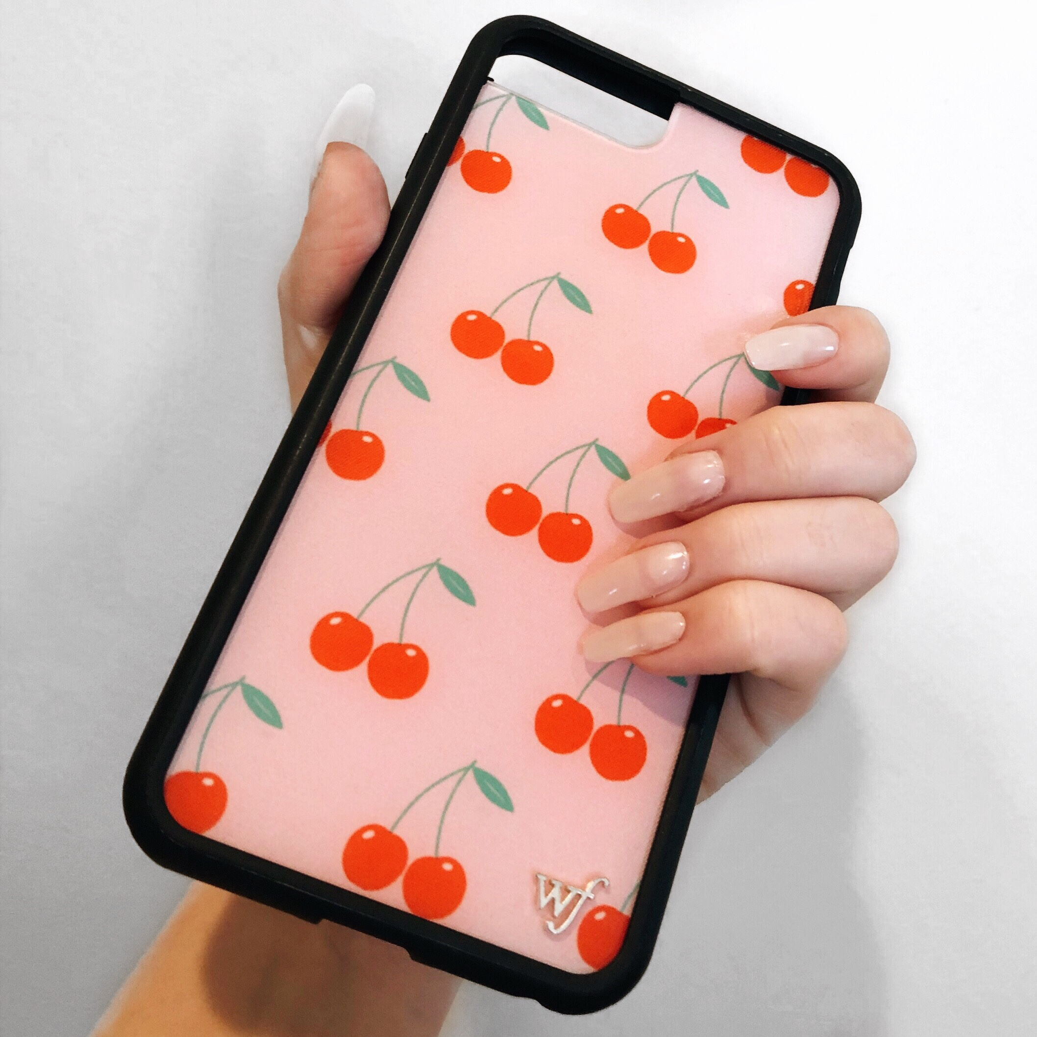 uk availability 89488 a3809 Wildflower Cases cherry case for 6+/7+/8+ 🍒 only... - Depop