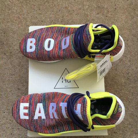 c778d61c34e12 Adidas x Pharrell Williams NMD HU Trail (Human Race NMD