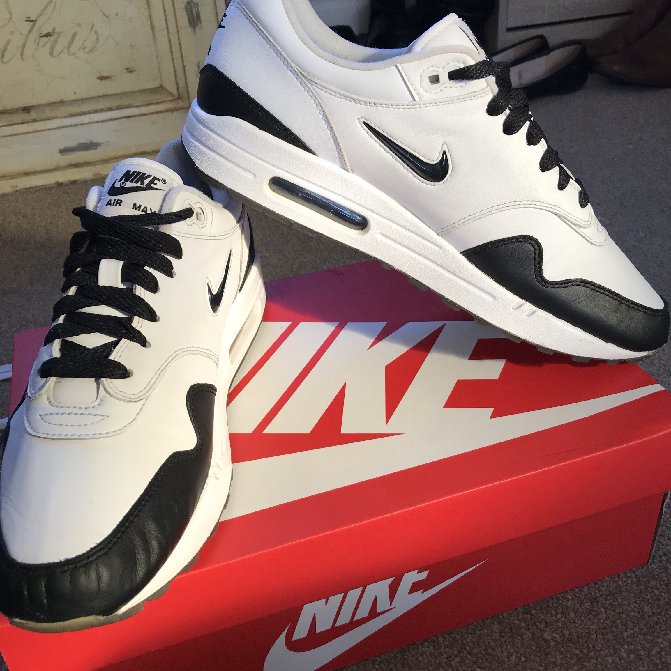 Nike Air Max 1 Jewel Premium SC Bought from the Depop