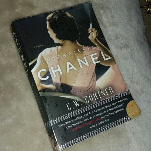 af1ff7ca9 Mademoiselle Chanel A novel Written by C.W. me in by the of - Depop