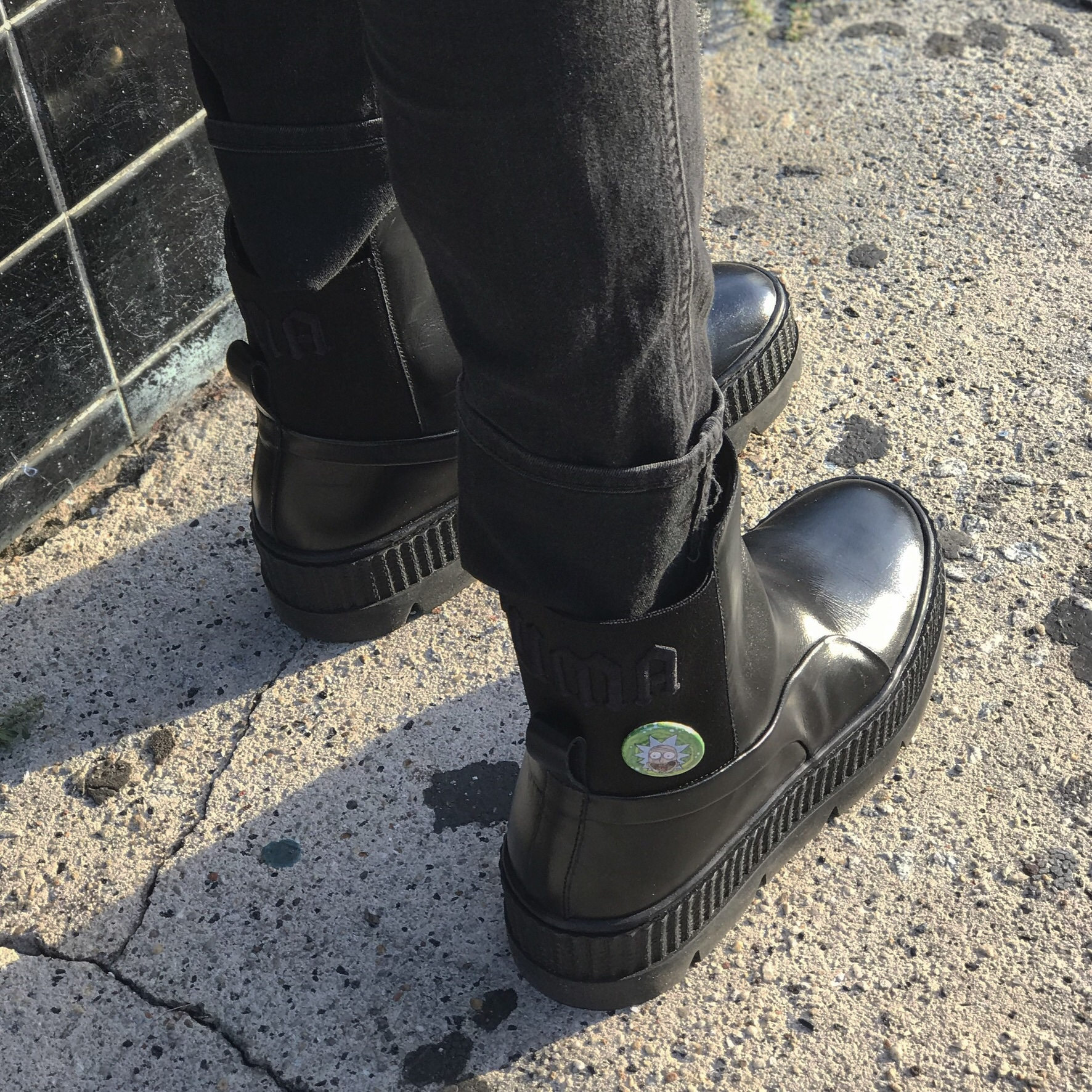 which boots sell fenty