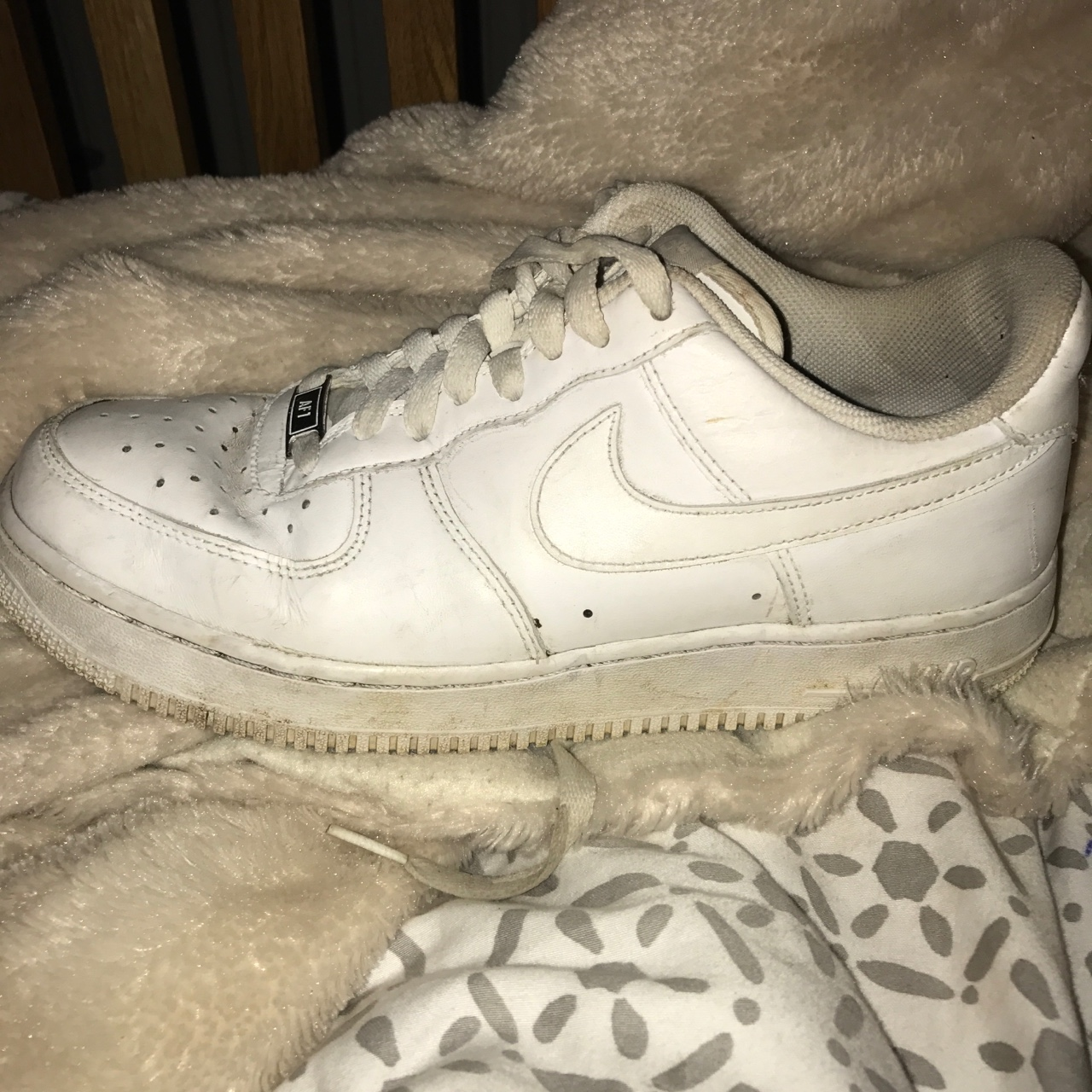 NIKE AIR FORCE 1// used size 7 all