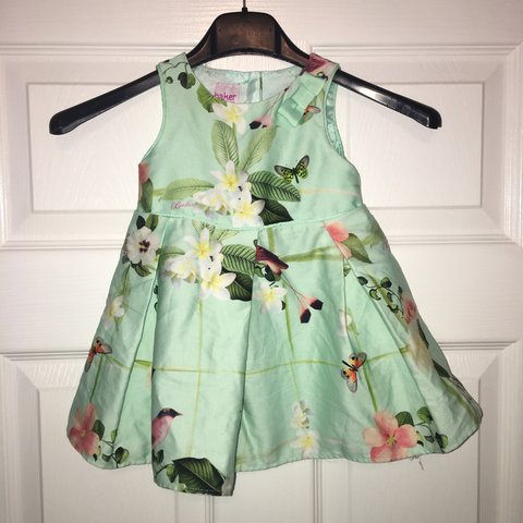 f9ac0693a Beautiful Ted Baker baby girl summer dress