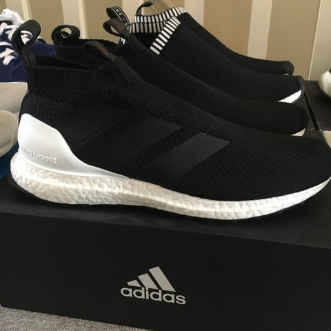 3887a3978ec5 MUST GO* Adidas Ace 16+ Pure Control Ultra Boost Core Such - Depop